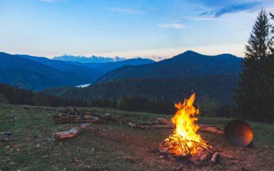 Menú de campamento: cómo comer rico, sano y original en tus próximas expediciones