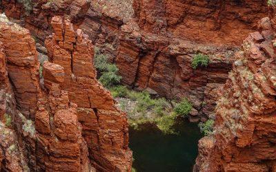 Parque Nacional Karijini, el agrietado corazón de Western Australia