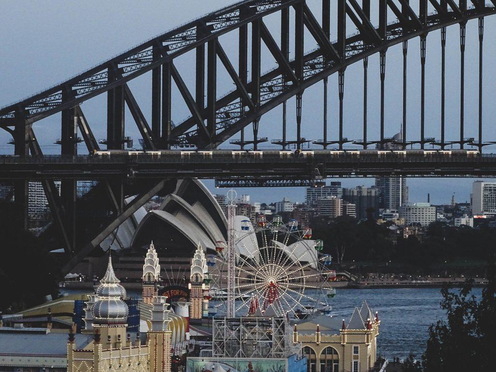 Paisajes en Sydney