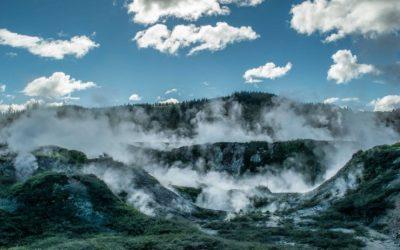 Taupo y el gigante dormido: la meseta central de la Isla Norte de Nueva Zelanda