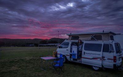 A bordo de La Bandida – Historias de roadtrip por Australia