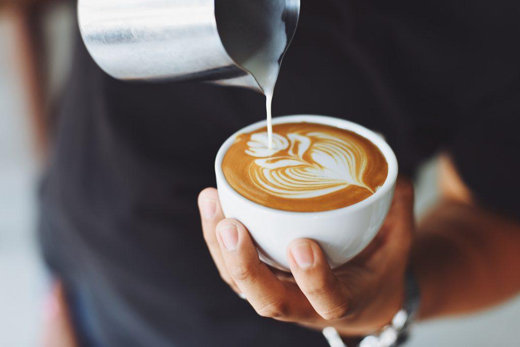 la ruta del café en Australia