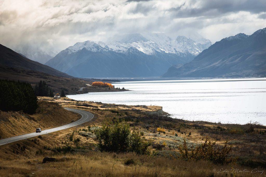 carreteras en Nueva Zelanda