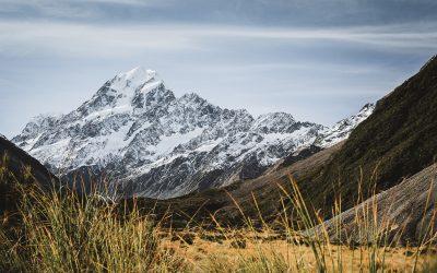 Aoraki – Mount Cook: el gigante congelado de Oceanía