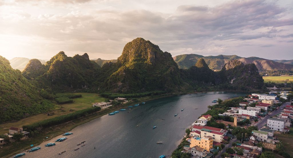Phong Nha ke Bang en Vietnam