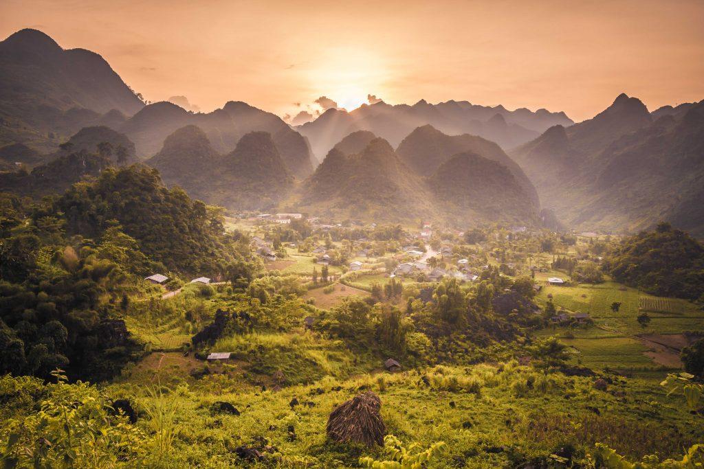 destinos en vietnam