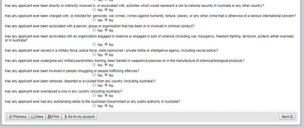 postulacion segundo año working holiday visa australia