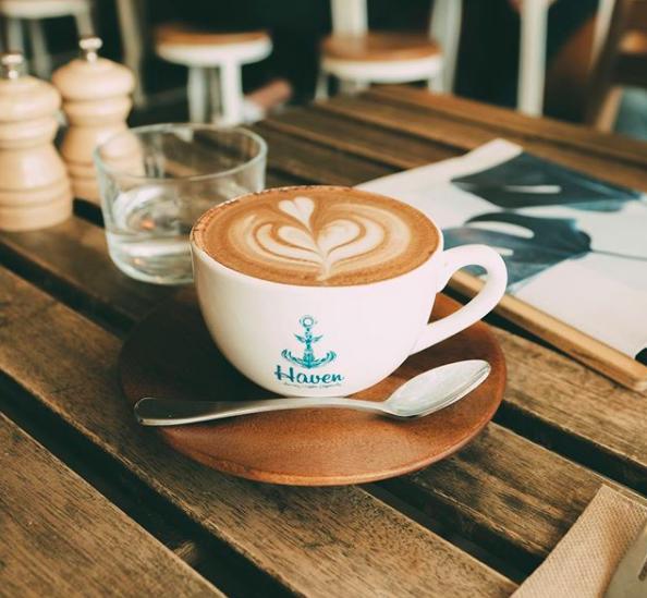 Haven Cafe en Sydney