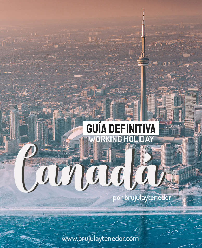 guia definitina working holiday Canada