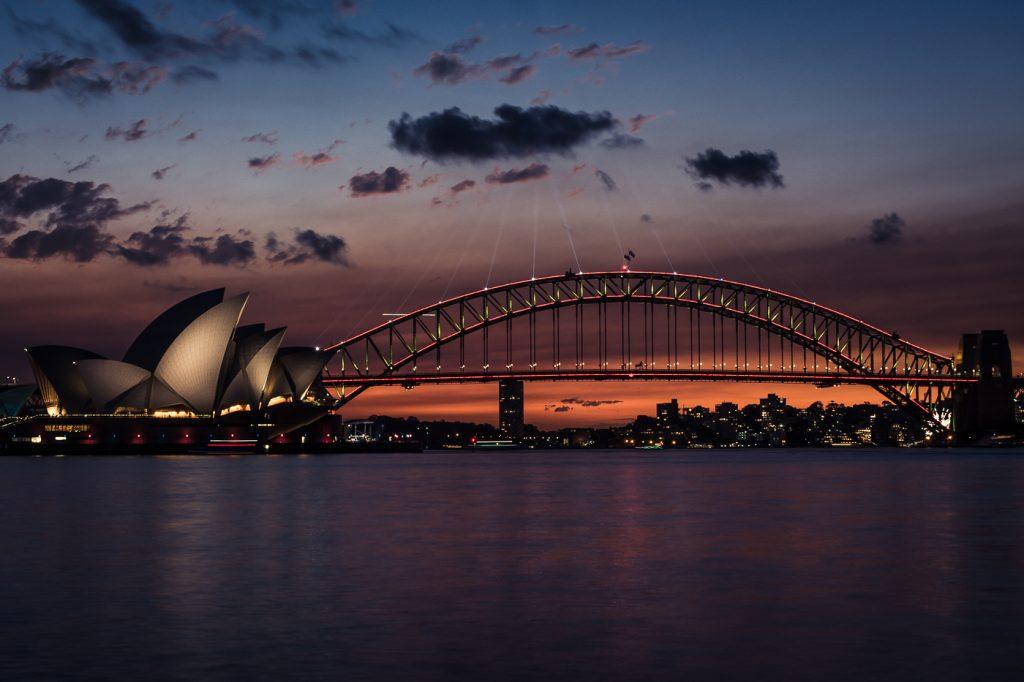 Opera House en Sydney Australia
