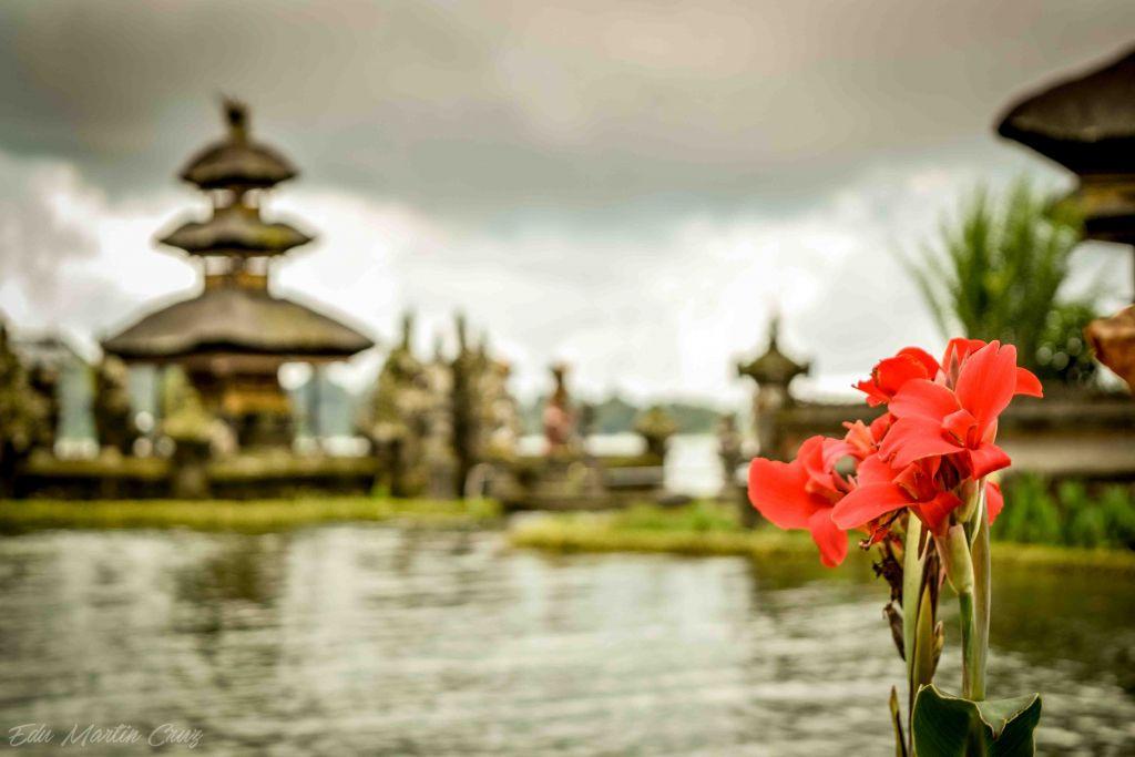 Templo del Lago en Bali