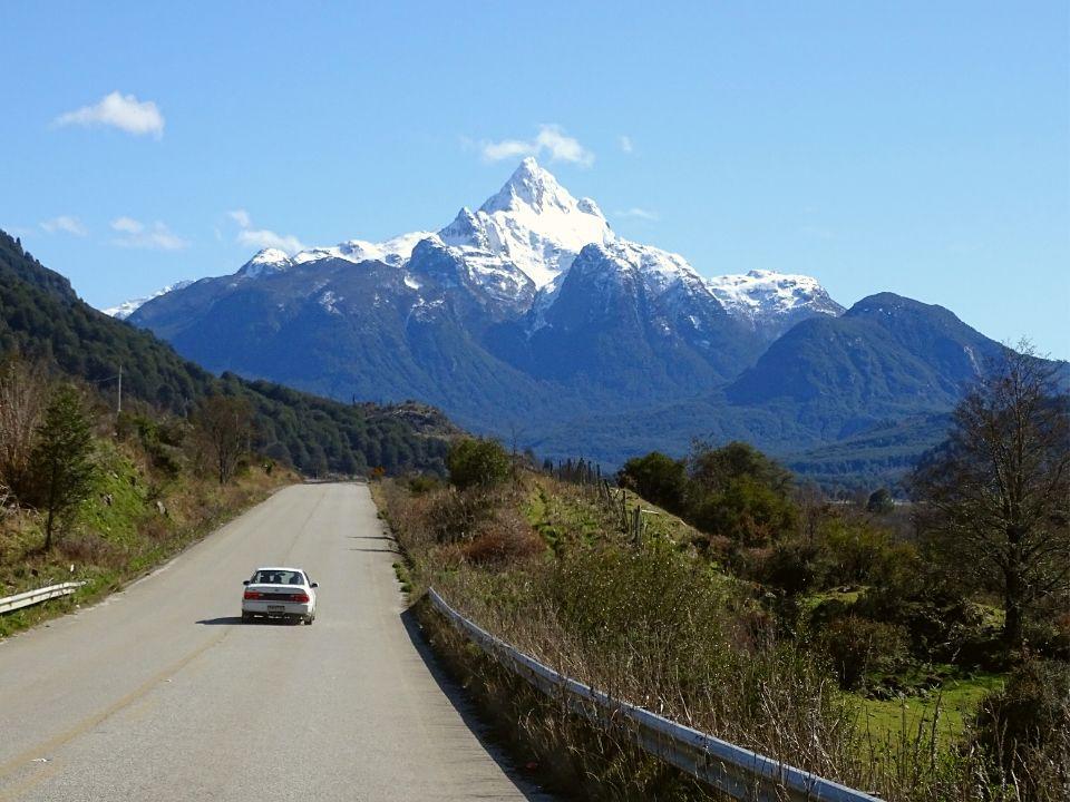 carretera austral en coyhaique