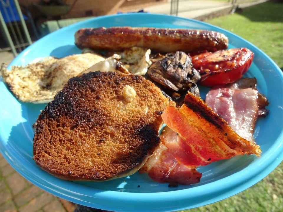 desayuno a la australiana