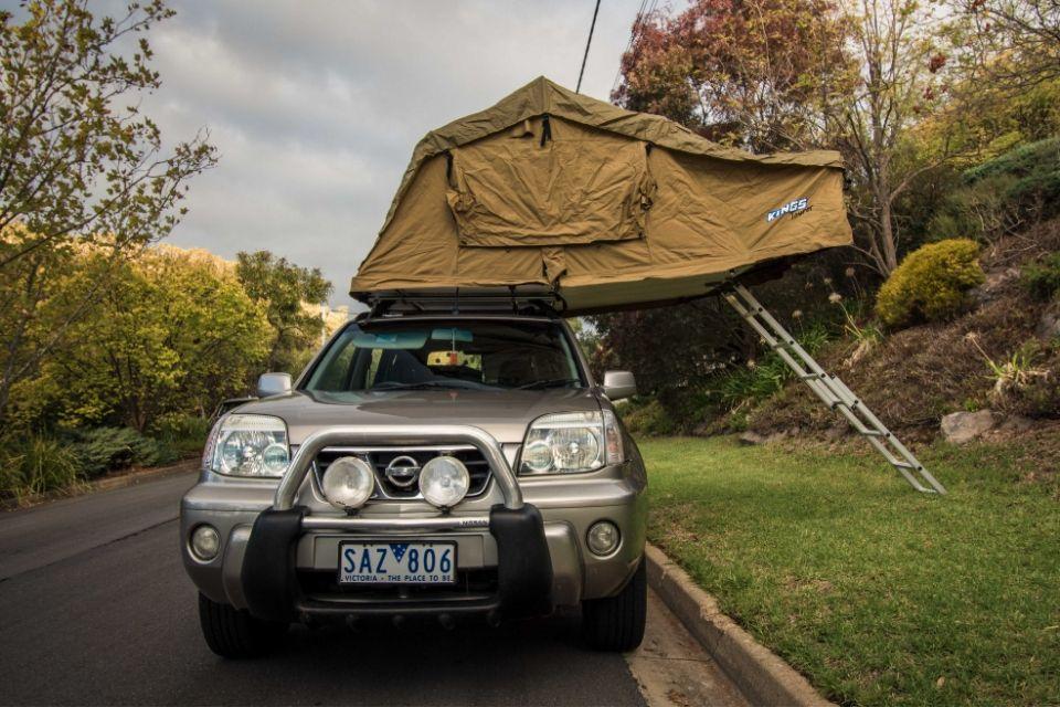 un 4x4 es una excelente opción para un roadtrip por Australia