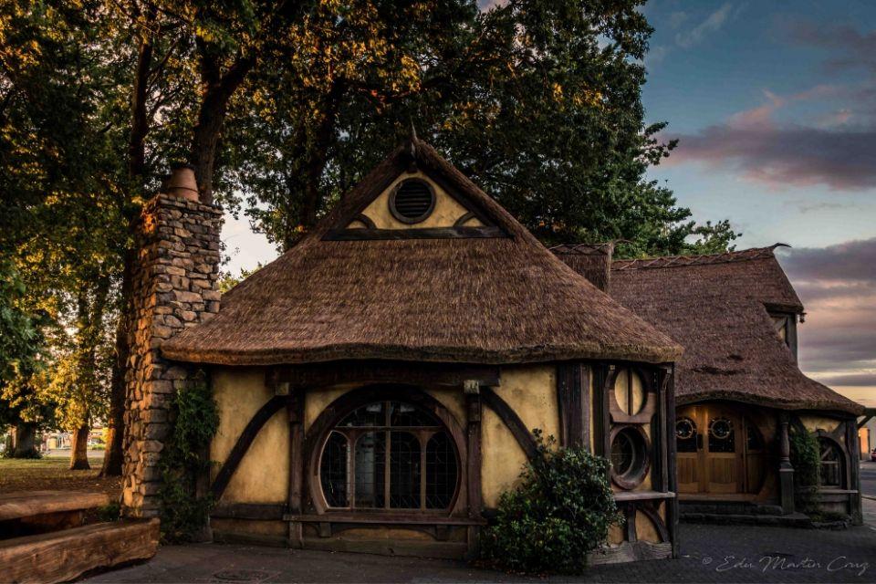 i-site de matamata como casa de hobbit