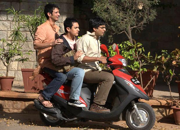 3 idiotas pelicula india para viajar