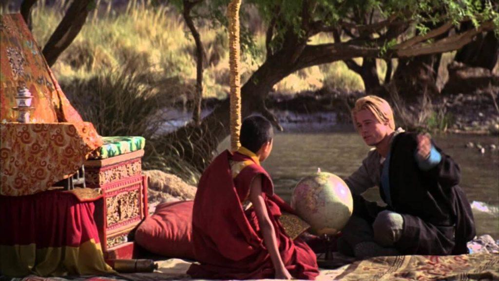 7 años en el tibet peliculas para viajar
