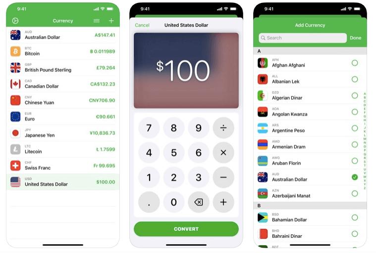 apps de viajes para cambio de divisas