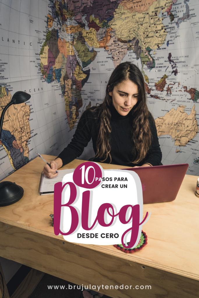 guia para crear un blog desde cero