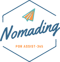 logo nomading