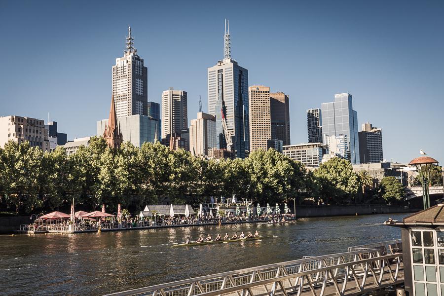 que hacer y que ver en Melbourne australia