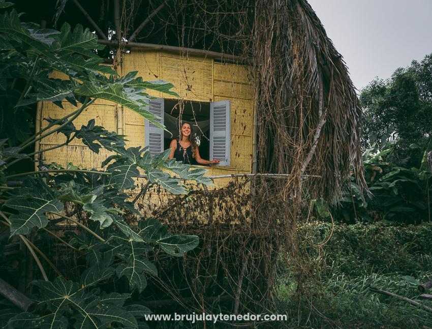 alojamiento local en vietnam
