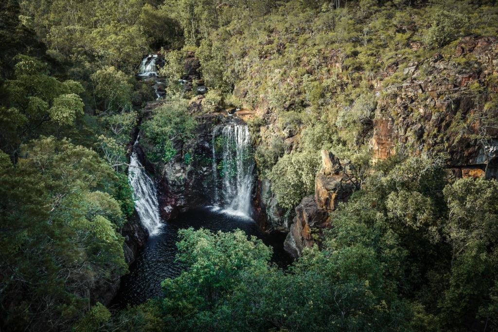 Cascadas de Lietchfield lugares desconocidos de Australia