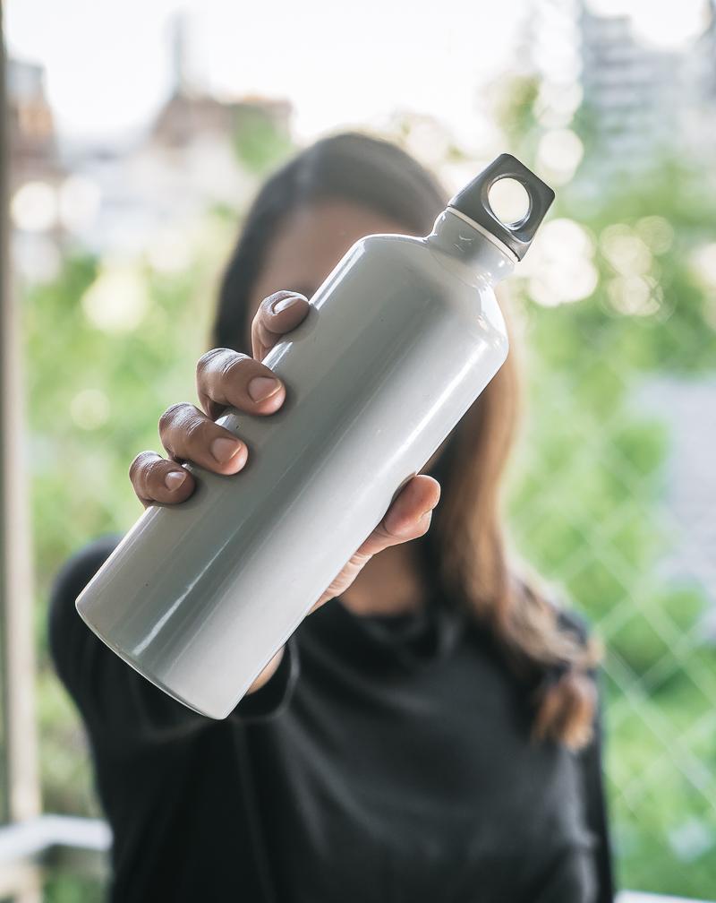 botella reutilizable de agua, el mejor regalo viajero
