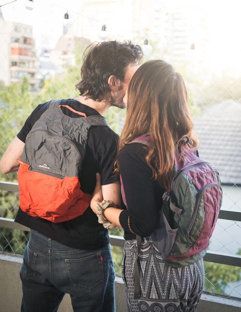 mochila compactable mejor regalo para viajeros