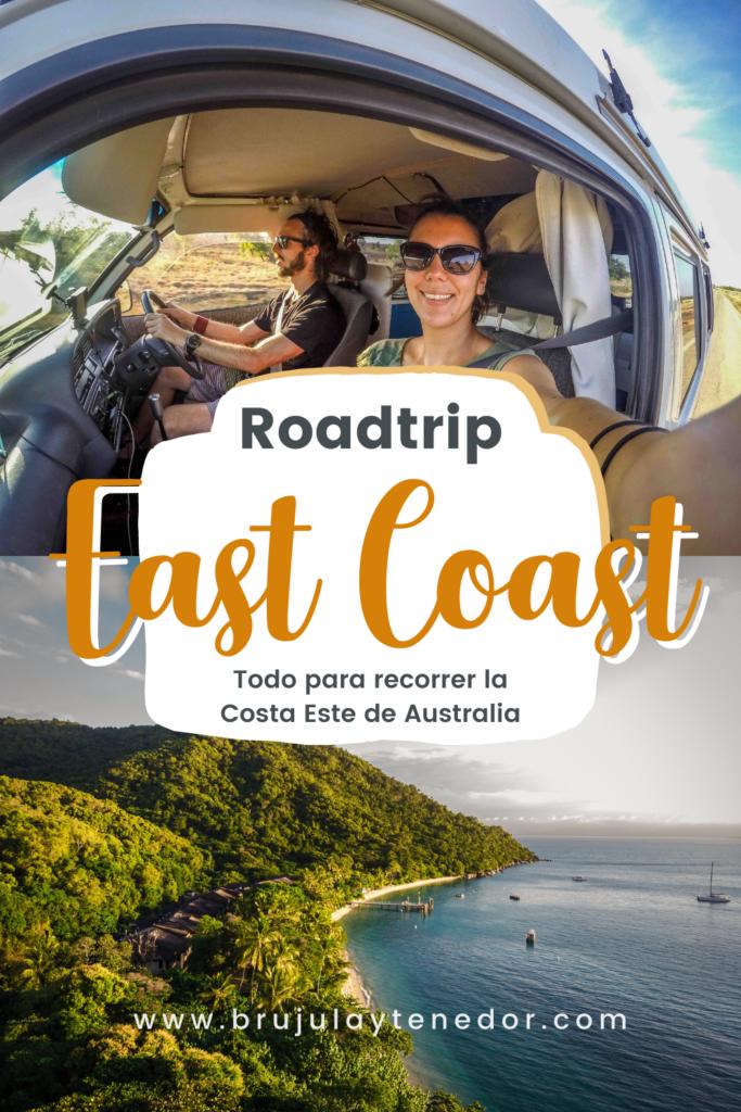 Roadtrip por la coste Este de Australia