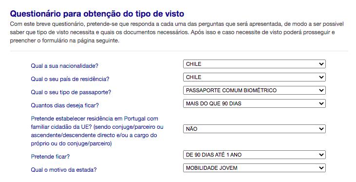 formulario de postulacion