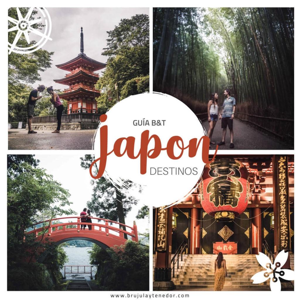 Guia para viajar a Japon 2021