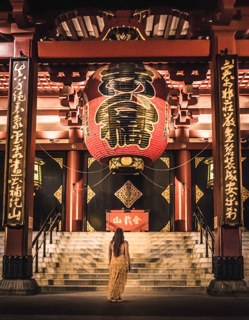 templo sensoji en tokyo