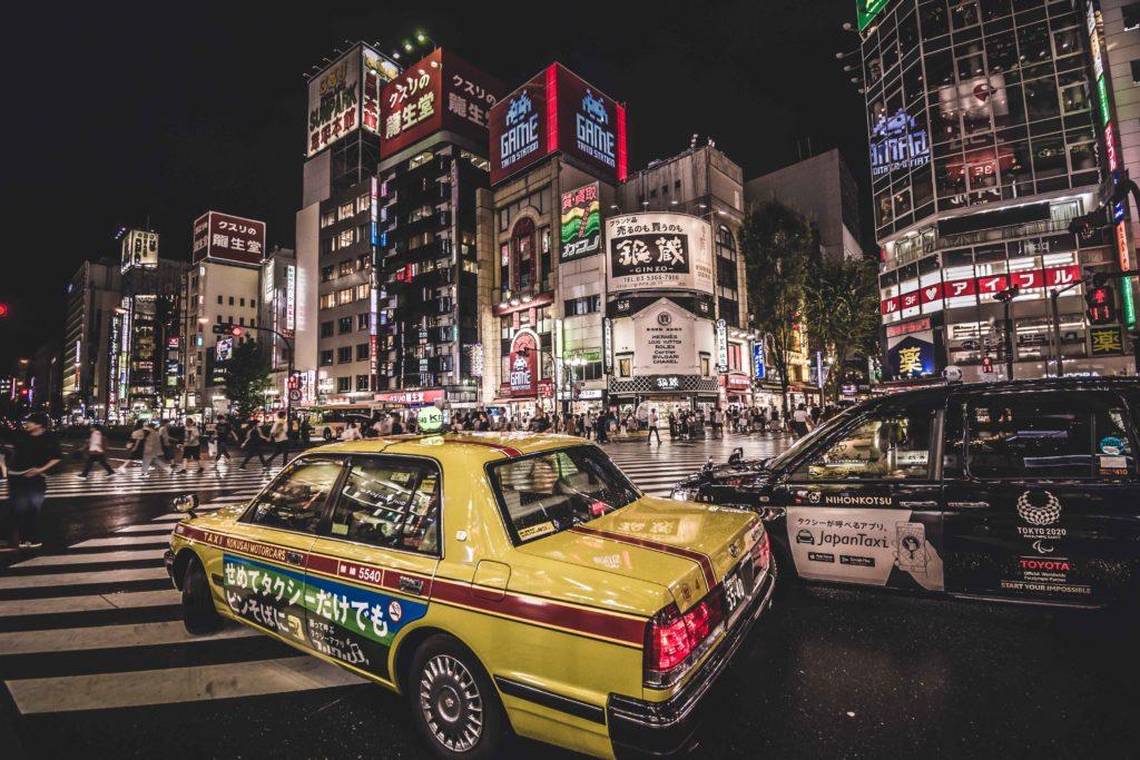 guía para viajar a Japón: como moverse dentro del país