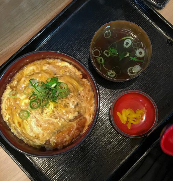 Kastudon es uno de los favoritos que comer en Japon