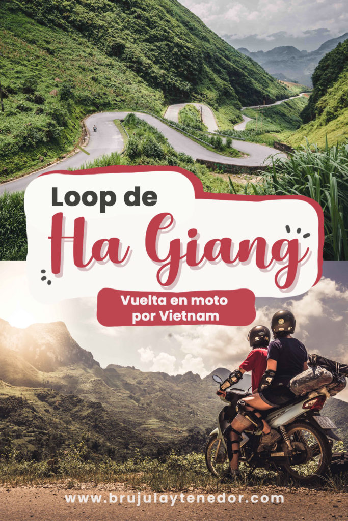 Loop de Ha Giang por cuenta propia Pin